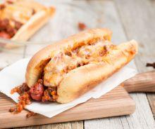 Hot-dog au chili