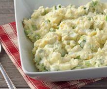 Salade de patates de maman