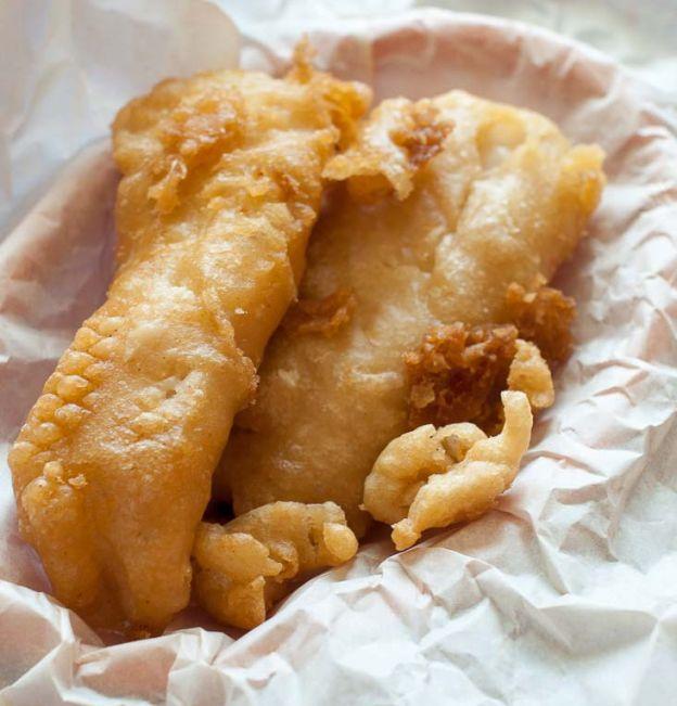 Recette facile de fish and chips!