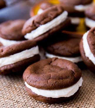Biscuits Oréo maison
