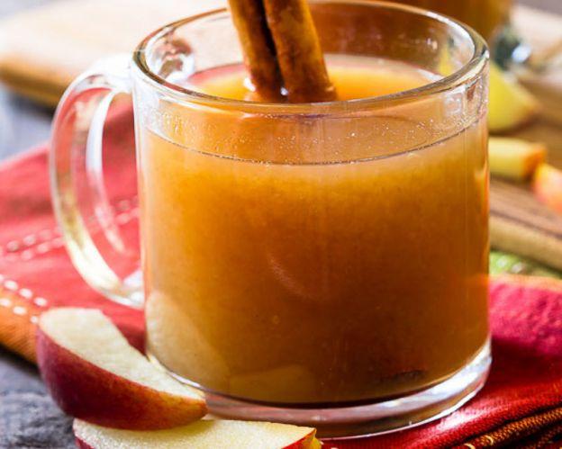 Recette facile de cidre de pommes (sans alcool) à la mijoteuse