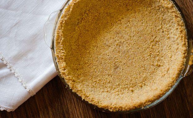Recette facile de croûte à tarte aux biscuits Graham