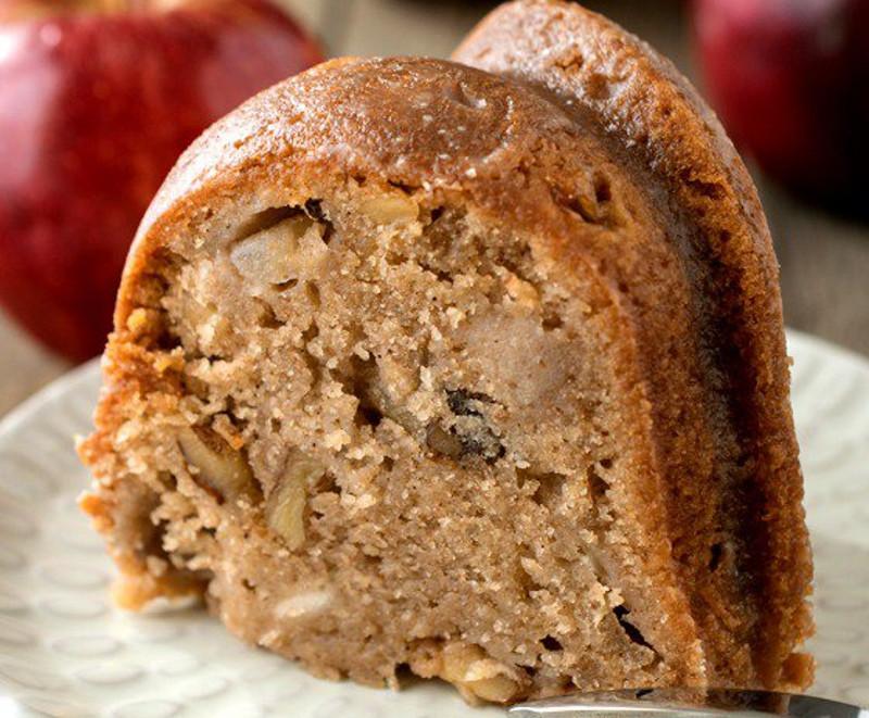 Recette facile de gâteau aux pommes