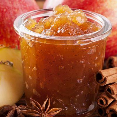Recette facile de confiture aux pommes!