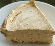 Gâteau au fromage et à la citrouille (sans cuisson)