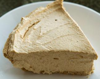 Recette facile de gâteau au fromage et à la citrouille (sans cuisson)