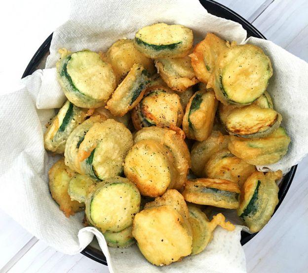 Recette facile de pâte de tempura