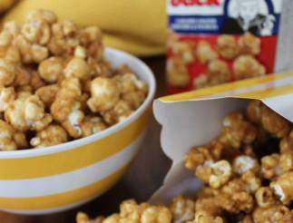 Recette secrète de popcorn au caramel (style Crackerjack!)