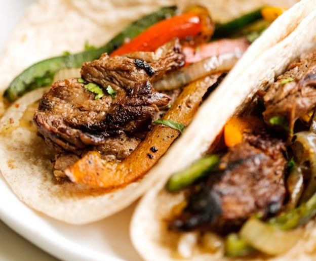 Recette facile de fajitas au steak!