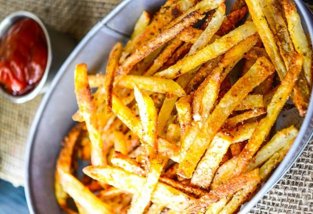 recette facile de frites maison sans friteuse