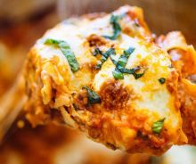 Lasagne (style One Pot)