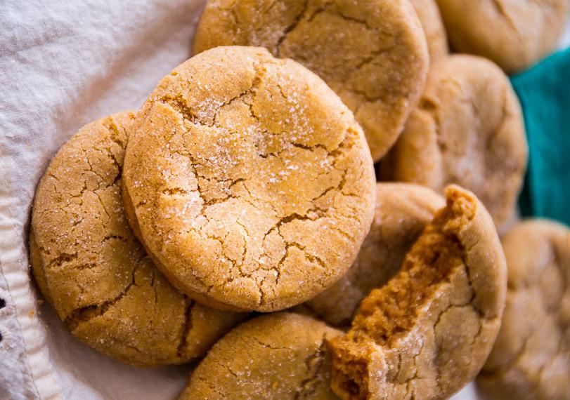 Recette facile de biscuits moelleux à la cassonade