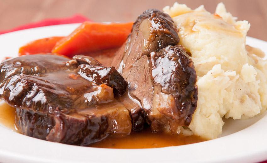 Recette facile de bœuf braisée qui fond dans la bouche