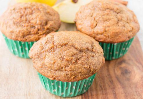Recette facile de muffins aux pommes, carottes et raisins
