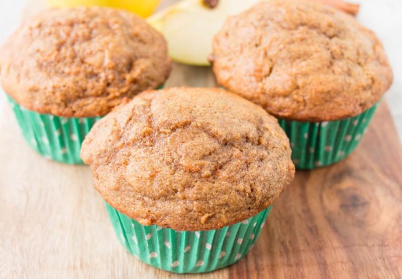 recette facile de muffins aux pommes carottes et raisins. Black Bedroom Furniture Sets. Home Design Ideas