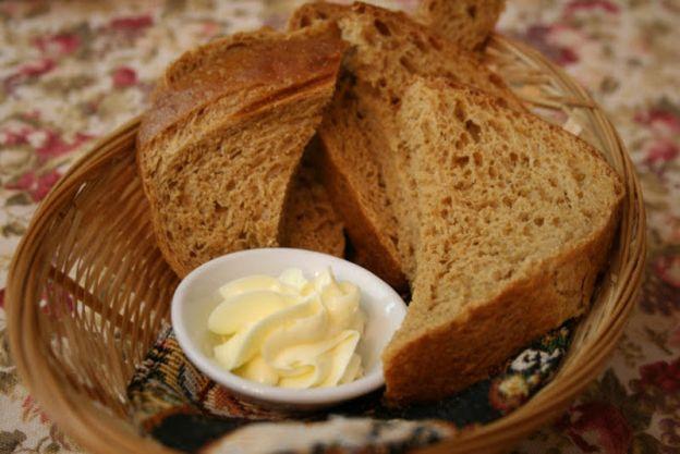 Recette facile de pain brun des maritimes à la machine à pain