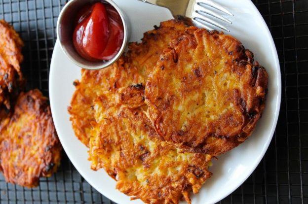 Recette facile de patates déjeuner style hash brown