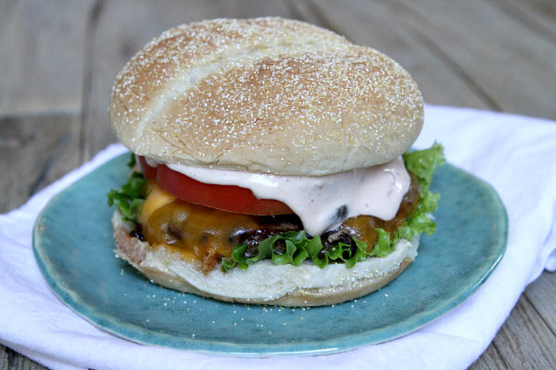 Recette facile de sauce à hamburger