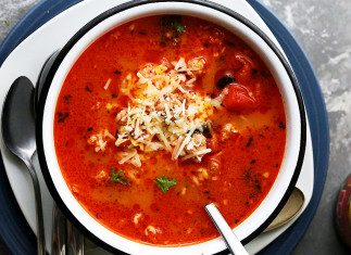 Soupe au tacos