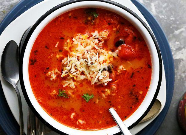 Recette facile de soupe au tacos!