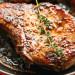Recette facile de côtelettes de porc caramélisées dans une sauce aigre-douce