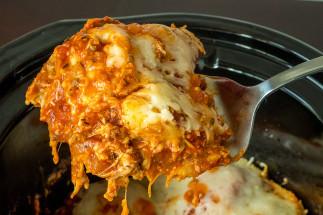 Recette facile de lasagne à la mijoteuse!