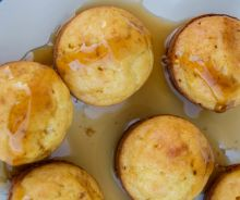 Mini-muffins aux crêpes