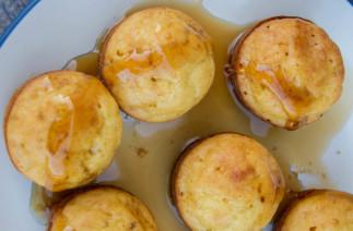 Recette facile de mini-muffins aux crêpes!