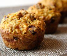 Muffins santé pour le déjeuner