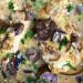 Recette facile de poitrines de poulet Marsala dans la mijoteuse