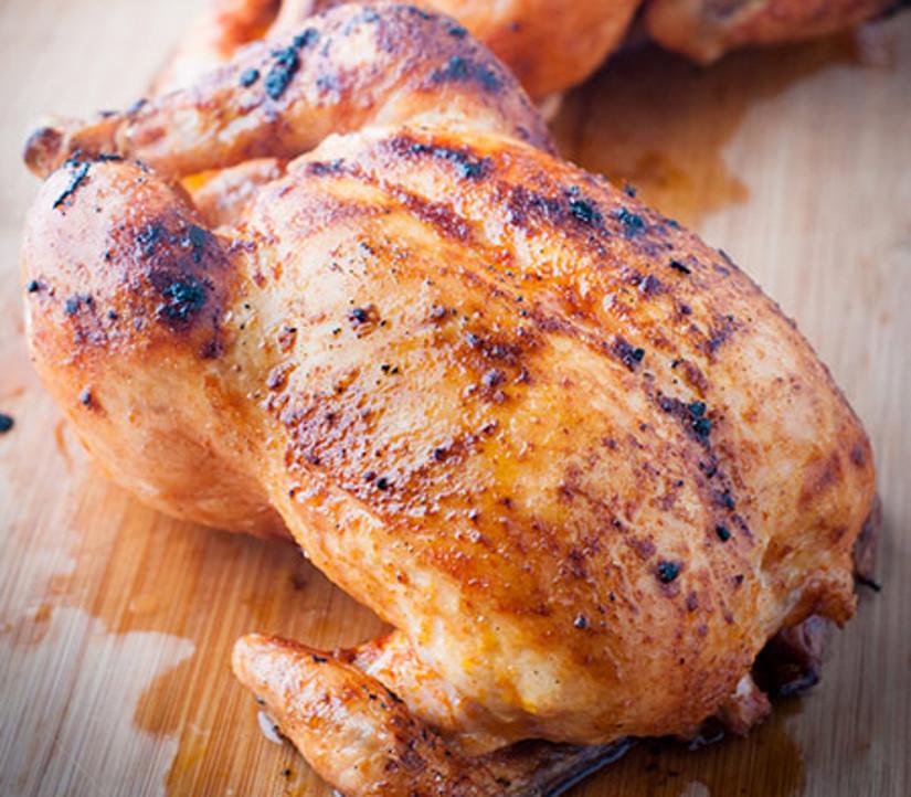 Recette facile de poulet rôti à la portugaise