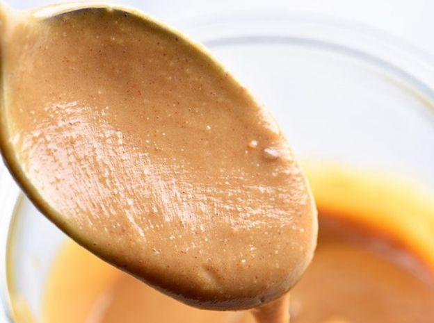 Recette facile de sauce aux arachides
