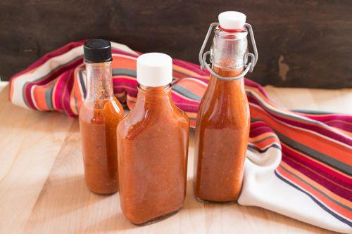 Recette secrète de sauce chili (style Heinz)