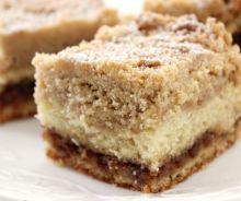 Gâteau au beurre et à la cassonade