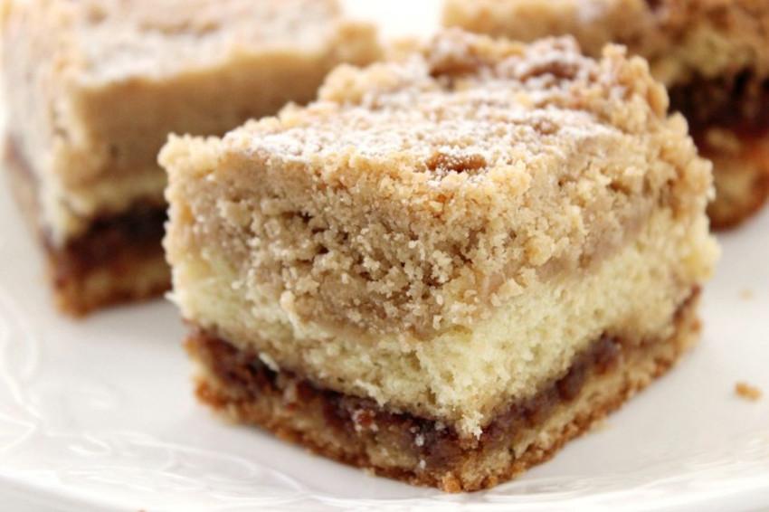 Recette facile de gâteau au beurre et au café