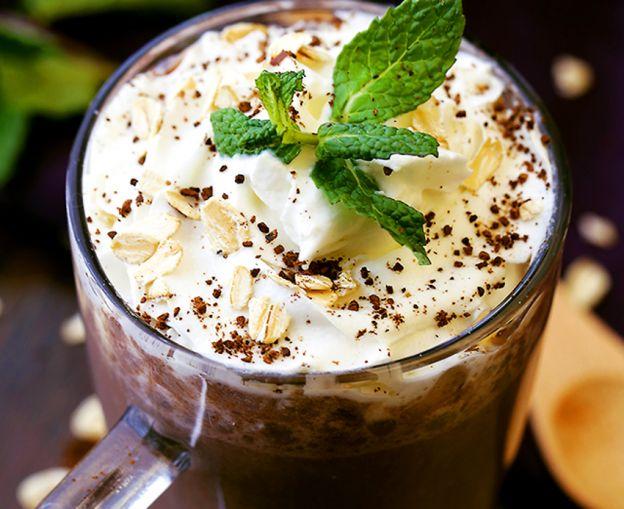 Recette facile de smoothie au café!