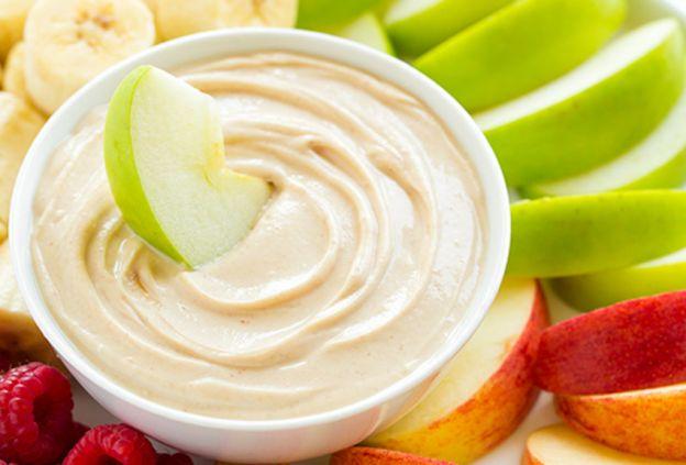 Recette facile de trempettes pour les fruits (3 ingrédients)