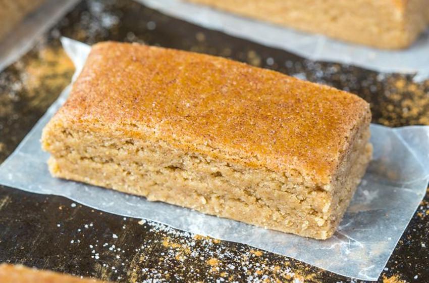Recette facile de barres protéinées à la tarte aux pommes (sans cuisson)