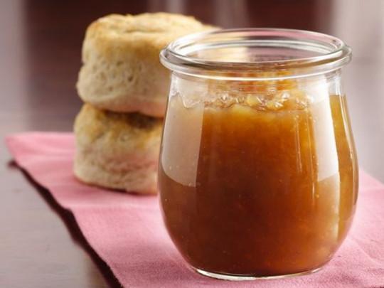 Recette facile de confiture de pommes et sirop d'érable!