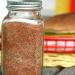 Les meilleurs épices pour les frites et les burgers