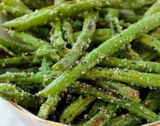 Recette facile de fèves vertes croustillantes!