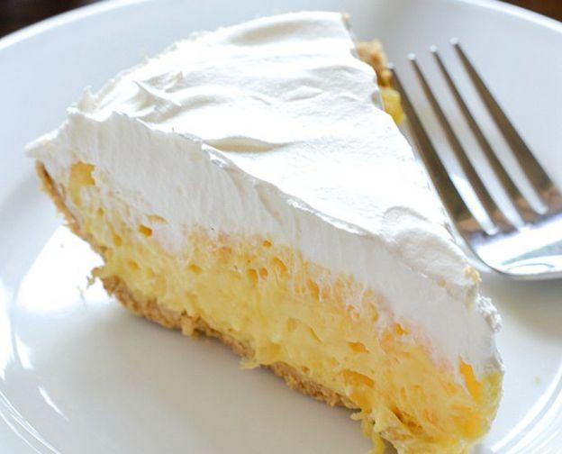 La recette facile de tarte aux ananas (prêt en 5 minutes)