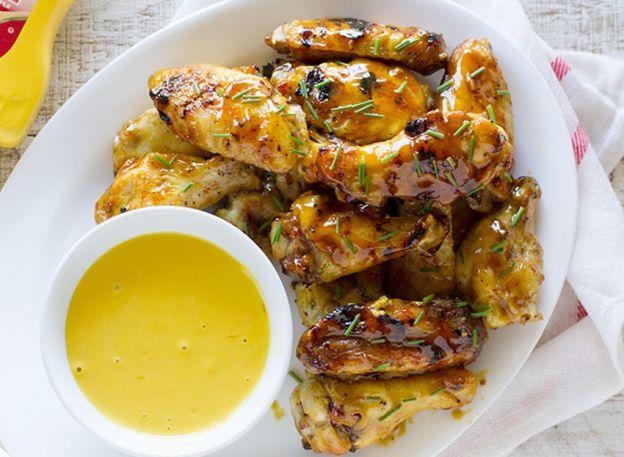 Recette facile d'ailes de poulet moutarde et sirop d'érable!