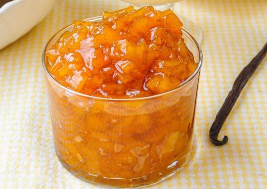 Recette facile de confiture de mangues et vanille!
