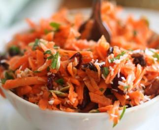 La meilleure salade de carottes