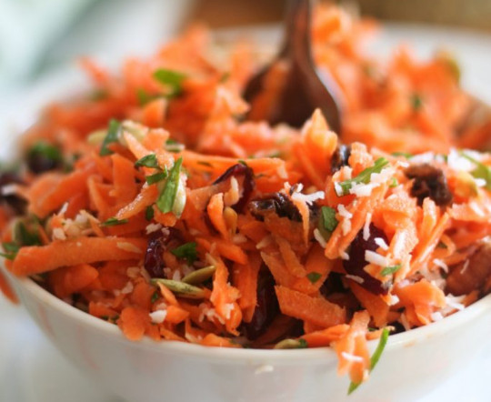 Recette facile de salade de carottes (La meilleure)