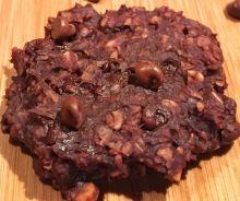 Biscuits aux bananes et chocolat (3 ingrédients)