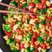 La recette facile de casserole de poulet aux noix de cajou!