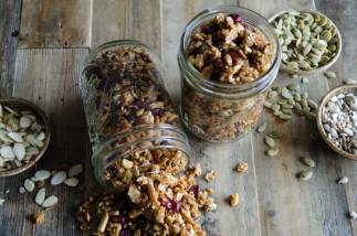 Recette facile de granola au sarrasin!