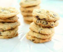 Biscuits aux pépites de chocolat et fromage à la crème